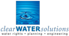 Clear Water Solutions Logo